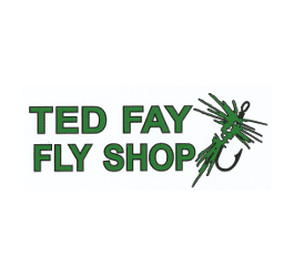 Ted Fay Fly Shop logo