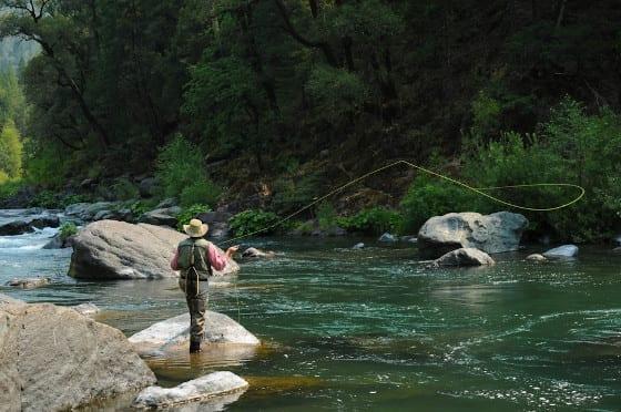 The McCloud River