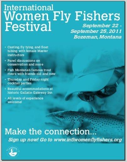 International Women's Fly Fisher Festival