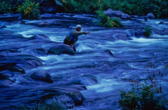 California's Pit River