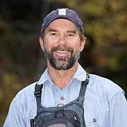 Craig Nielsen, Owner Shasta Trout