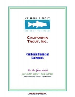 Page 1 from CA Trout June 2014 Financial Statements-Final Signed