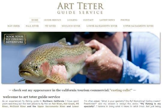 Art Teter Guide Service