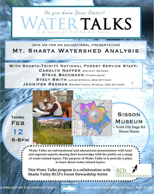 Watershed Analysis Flyer