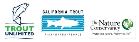 CalTrout, TU, TNC Endorse Bill to Control Impacts of Medical
